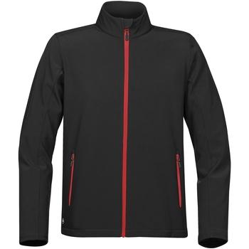 Textil Homem Jaquetas Stormtech KSB-1 Preto/Vermelho