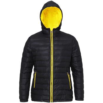 Textil Mulher Quispos 2786 TS16F Preto/Branco Amarelo