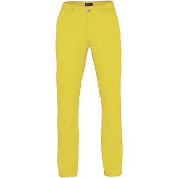Textil Homem Calças de treino Asquith & Fox AQ050 Zest limão