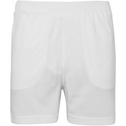 Textil Criança Shorts / Bermudas Awdis JC80J Branco Ártico