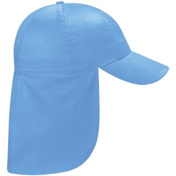 Acessórios Criança Boné Beechfield BC11B Azul Céu