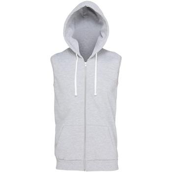 Textil Homem Sweats Awdis Hoods Heather Grey