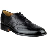 Sapatos Homem Richelieu Amblers Ben Preto