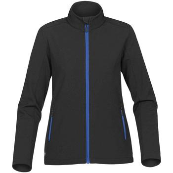 Textil Mulher Jaquetas Stormtech KSB-1W Preto/azul