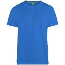 Textil Homem T-Shirt mangas curtas Duke Flyers-2 Azul