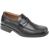 Sapatos Homem Mocassins Amblers Manchester Preto
