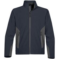 Textil Homem Casaco polar Stormtech ST802 Marinha/ Granito