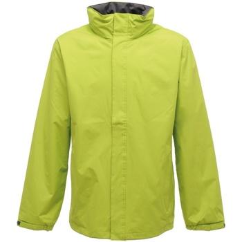 Textil Homem Corta vento Regatta TRW461 Cala-chave/Cinzento de Vedação