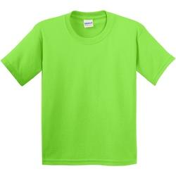 Textil Criança T-Shirt mangas curtas Gildan 5000B Tília