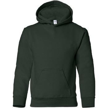 Textil Criança Sweats Gildan 18500B Verde Floresta