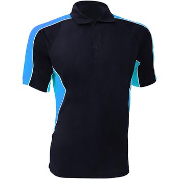 Textil Homem Polos mangas curta Gamegear KK938 Marinha / Azul Claro