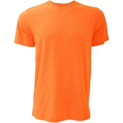 Textil Homem T-Shirt mangas curtas Bella + Canvas CA3001 Orange