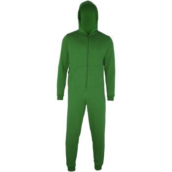 Textil Criança Pijamas / Camisas de dormir Colortone CC01J Kelly Green