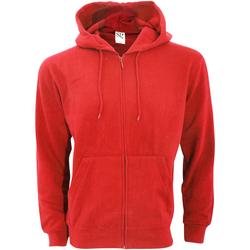 Textil Homem Sweats Sg SG29 Vermelho