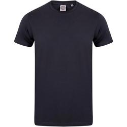 Textil Criança T-Shirt mangas curtas Skinni Fit SM121 Marinha