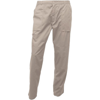 Textil Homem Calça com bolsos Regatta TRJ330R Lichen