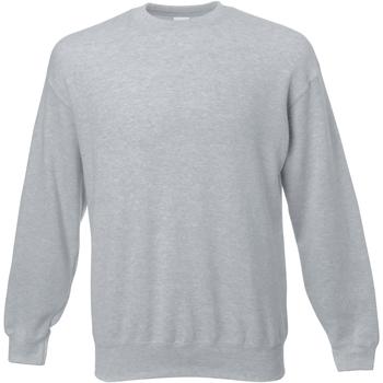 Textil Homem Sweats Universal Textiles 62202 Cinza