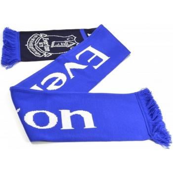 Acessórios Cachecol Everton Fc  Azul/branco/navio
