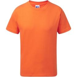 Textil Criança T-Shirt mangas curtas Jerzees Schoolgear J155B Orange