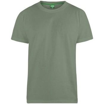 Textil Homem T-Shirt mangas curtas Duke  Khaki