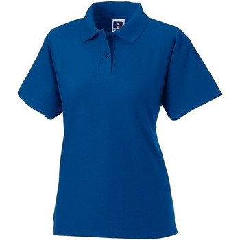 Textil Mulher Polos mangas curta Jerzees Colours 539F Brilhante Real