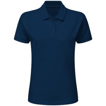 Textil Rapaz Polos mangas curta Sg SG59K Azul-marinho