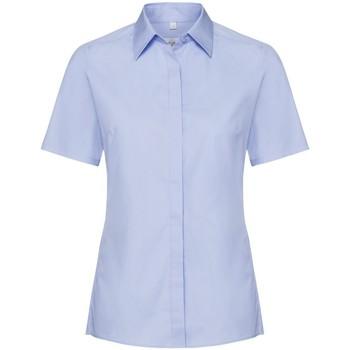 Textil Mulher camisas Russell 961F Céu Brilhante