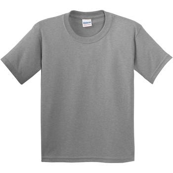 Textil Criança T-Shirt mangas curtas Gildan 5000B Sport Grey