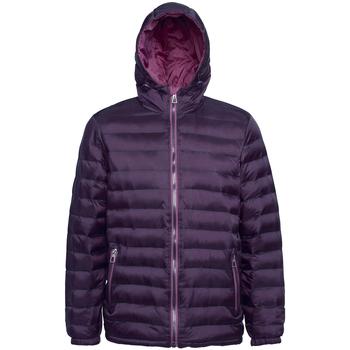 Textil Homem Quispos 2786 TS016 Beringela/Mulberry