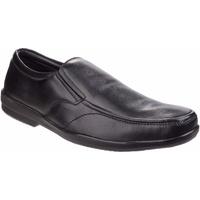 Sapatos Homem Mocassins Fleet & Foster  Preto
