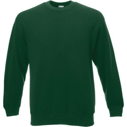 Textil Homem Sweats Universal Textiles 62202 Verde Escuro