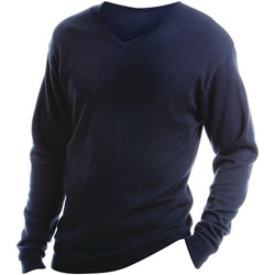 Textil Homem camisolas Kustom Kit Arundel Azul-marinho