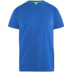 Textil Homem T-Shirt mangas curtas Duke  Azul