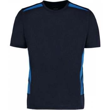 Textil Homem T-Shirt mangas curtas Gamegear KK930 Marinha/Elétrico Azul
