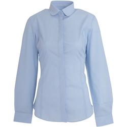 Textil Mulher camisas Brook Taverner Trevi Azul Céu