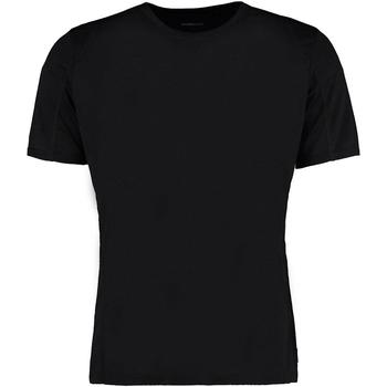 Textil Homem T-Shirt mangas curtas Gamegear Cooltex Preto/preto