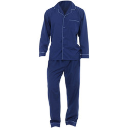 Textil Homem Pijamas / Camisas de dormir Universal Textiles  Marinha