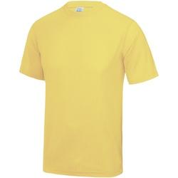 Textil Homem T-Shirt mangas curtas Awdis JC001 Sherbet Lemon