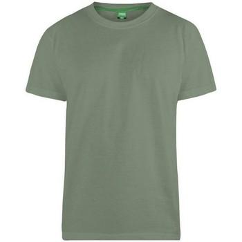 Textil Homem T-Shirt mangas curtas Duke Flyers-2 Khaki