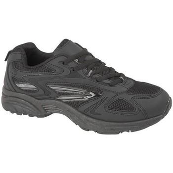 Sapatos Homem Sapatilhas Dek Venus Preto/Carvão Cinza