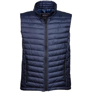 Textil Homem Quispos Tee Jays TJ9632 Marinha Profunda
