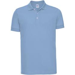 Textil Homem Polos mangas curta Russell 566M Azul Céu