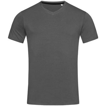 Textil Homem T-Shirt mangas curtas Stedman Stars Clive Slate Grey