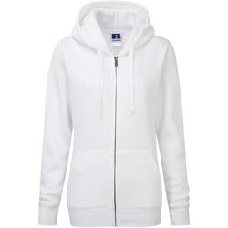 Textil Mulher Sweats Russell 266F Branco