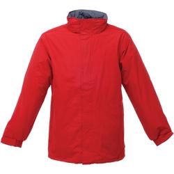 Textil Homem Corta vento Regatta TRA361 Vermelho clássico