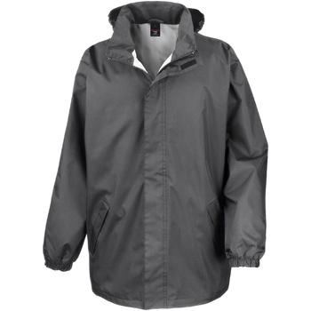 Textil Homem Corta vento Result R206X Cinza de aço