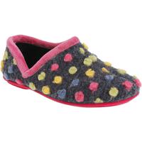 Sapatos Mulher Chinelos Sleepers  Fúcsia/Multi