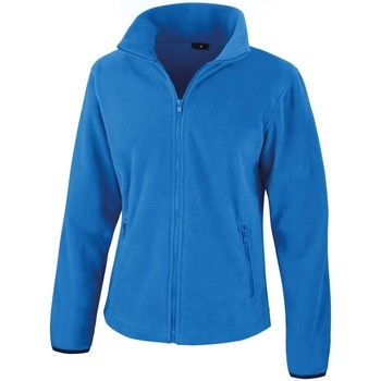 Textil Mulher Casaco polar Result Core Azul elétrico