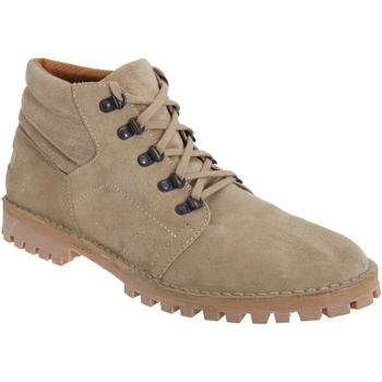 Sapatos Homem Botas baixas Roamers  Taupe leve