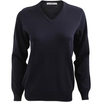 Textil Mulher camisolas Kustom Kit KK353 Azul-marinho